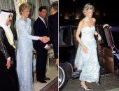 6 حيل من الأميرة ديانا لإعادة تدوير الملابس .. ألبسى القديم بطريقة جديدة