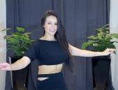 لورديانا تظهر على السوشيال ميديا من جديد.. وتكشف عن مشروع لتعليم الرقص.. فيديو