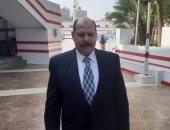 وصول المستشار أحمد البكرى رئيس الزمالك مقر النادى .. صورة