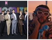 لازم يكون بيعرف يرقص.. شرط تعاون باد بانى مع الفريق الكورى BTS فى أغنية جديدة