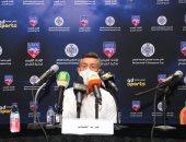 بيدرو يؤكد صعوبة لقاء الشباب ضد الاتحاد بالبطولة العربية ويشيد بحجازى ورفاقه