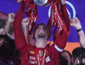 اختيار قائد ليفربول ضمن القائمة المختصرة لجائزة بى بى سى الرياضية لعام 2020