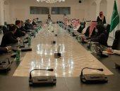 مصر والسعودية تؤكدان رفض التدخلات الإقليمية فى الشئون الداخلية للدول العربية