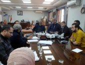 توقيع عقد تنفيذ مشروع صرف صحى قرى الشوكا بطما فى سوهاج بـ 75 مليون جنيه