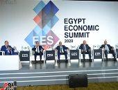 وزيرة التخطيط بقمة مصر الاقتصادية: مصر الدولة الوحيدة في المنطقة التي حققت نموًا إيجابيًا بأزمة كورونا.. والحكومة حريصة علي استكمال برنامج الإصلاح الاقتصادى.. وهدفنا تنويع الهيكل الإنتاجي للاقتصاد