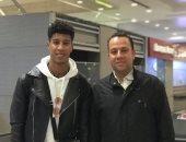 حميد أحداد يصل القاهرة وينضم لتدريبات الزمالك السبت المقبل