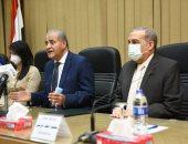 عقد تعاون بين وزارتى الإنتاج الحربى والتموين لتنفيذ صوامع حقلية فى 3 محافظات