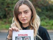 فتاة تعرض 15 ألف استرلينى لعودة كلبيها بعد سرقتهما.. اعرف القصة