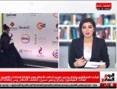 """قبلات النجوم وإطلالة الفنانات بـ""""القاهرة السينمائى"""" فى تغطية تليفزيون اليوم السابع"""