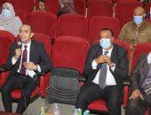 نائب محافظ سوهاج يشهد الحفل الفنى بقصر ثقافة سوهاج.. صور