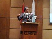 وزيرة البيئة: نقدم تنبؤات بنسب التلوث على مدار يومين لتحذير المواطنين