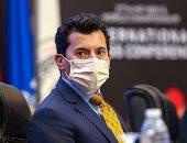 وزير الرياضة: مخالفات الأهلى لا ترتقى للتحويل إلى النيابة وهذه أسباب زيارتى للخطيب
