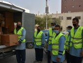 صندوق تحيا مصر يدعم معمل المحاكاة بطب عين شمس بنماذج للتعليم السريرى