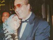 """شهيرة تتذكر محمود ياسين بصورة تجمعهما .. وتعلق: """"ماهذا الظلام الذى تركته بداخلى"""""""