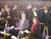 انطلاق احتفالية صندوق تحيا مصر لإعلان تفاصيل تسجيل رقم قياسى جديد بجينيس
