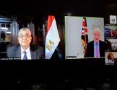 وزير الكهرباء يشاركفى أول ندوة افتراضية بين بريطانيا وأفريقيا حول الطاقة