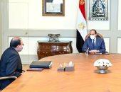 الرئيس يوجه بإنشاء منظومة مراكز الخدمات الخاصة بالمحاور للطرق الجديدة