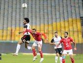 عمرو جمال وكونيه يقودان هجوم طلائع الجيش ضد الأهلي
