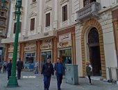 """الثقافة تبدأ مشروع """"تحسين الصورة البصرية لمنطقة وسط القاهرة"""".. تفاصيل"""