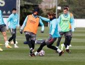 تقارير تؤكد جاهزية راموس لقيادة ريال مدريد ضد مونشنجلادباخ بدورى الأبطال