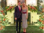 إيفانكا ترامب بصحبة زوجها جاريد كوشنر في صور عائلية قبل احتفالات الكريسماس