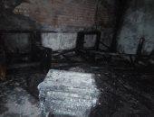 تفاصيل مصرع طفلتين وإصابة والدتهما وشقيقهما فى حريق بمنزلهم بالشرقية