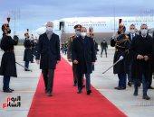 زيارة رسمية للرئيس السيسى لفرنسا تلبية لدعوة من ماكرون