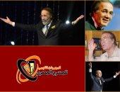 حفل تأبين الراحل محمود ياسين على المسرح القومي.. السبت