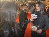 """رانيا منصور لتلفزيون اليوم السابع: مسلسل """"أسود فاتح"""" من أصعب أدوارى التمثيلية"""