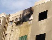 شهيد الرجولة.. مصرع شاب أصيب أثناء محاولته إنقاذ جيرانه من حريق شقة بالوراق