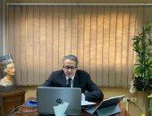 """وزير السياحة والآثار يشارك بمؤتمر دولى لمناقشة تعافى قطاع السياحة بعد """"كورونا"""""""
