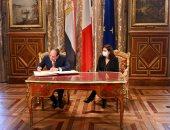 الرئيس السيسي يلتقى عمدة باريس ويستعرض حجم وتنوع المشروعات القومية