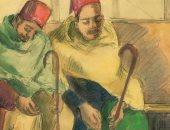قطاع الفنون التشكيلية يحتفى بالراحلة زينب محمد على بقاعة الباب.. اليوم