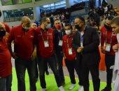 مكافأة مالية من مصيلحى لمنتخب السلة بعد صدارة البطولة الأفريقية