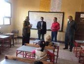 استبعاد مدير مدرسة في بنها لعدم تطبيق التباعد بين الطلاب وارتداء الكمامات