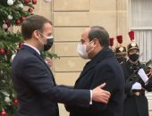 ماكرون يطلب مساعدة مصر لمواجهة التيارات المتطرفة في أوروبا