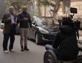 """صورة.. شاهد أحمد مكى فى كواليس مسلسل """"الاختيار 2"""""""