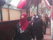 مواطنون يشيدون بتنظيم الانتخابات ويدعون للمشاركة بلجان القاهرة.. فيديو