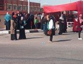 الشرطة تتابع الانتخابات من غرفة العمليات وتساعد الناخبين بمحيط اللجان.. فيديو