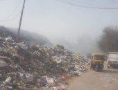نائب رئيس مدينة تلا يستجيب لشكوى انتشار القمامة بقرية صفط جدام في المنوفية