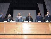 ندوة بجامعة القناة احتفالًا باليوم العالمي لمكافحة الفساد.. صور