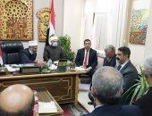 منطقة الإسكندرية الأزهرية تبحث مقترحات تنفيذ أعمال امتحانات النقل