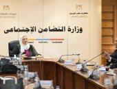 وزيرة التضامن: نهدف لإصدار وثيقة أولية لرسم خارطة طريق للعمالة غير المنتظمة