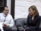 """ريهام سعيد: لـ""""اليوم السابع"""": أظهرت سلامة نيتى وأعتذر لجمعيات الرفق بالحيوان"""