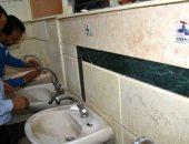 تركيب 4500 قطعة موفرة للمياه بالكنائس والمساجد فى سوهاج.. صور
