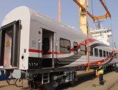 السكة الحديد تستقبل اليوم 22 عربة روسية جديدة ضمن صفقة الـ1300