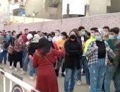 تزايد أعداد الناخبين على لجان القاهرة بإعادة انتخابات النواب