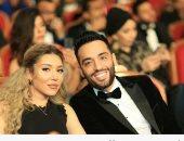 رامى جمال فى رسالة رومانسية لزوجته: زوجة وأخت وألف صديق