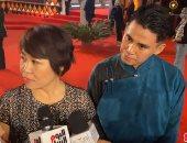"""مخرجة وبطل فيلم """"أنيما"""" الصينى من مهرجان القاهرة السينمائى: صورنا العمل فى 4 سنين"""