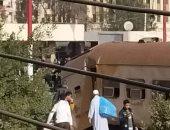 صحة الدقهلية: إصابة 12 شخصا فى حادث قطار المنصورة - المطرية
